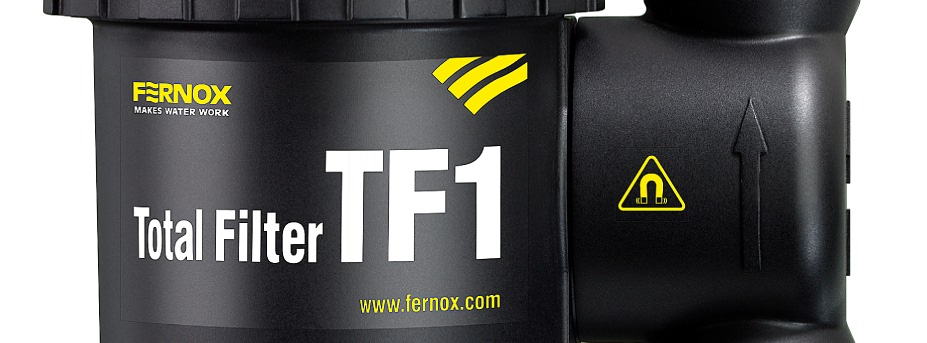 fernox tf1 magnetic sludge trap unit